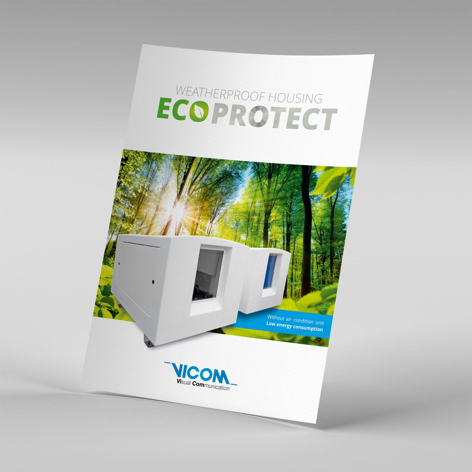 VICOM Eco Protect Weather Housing